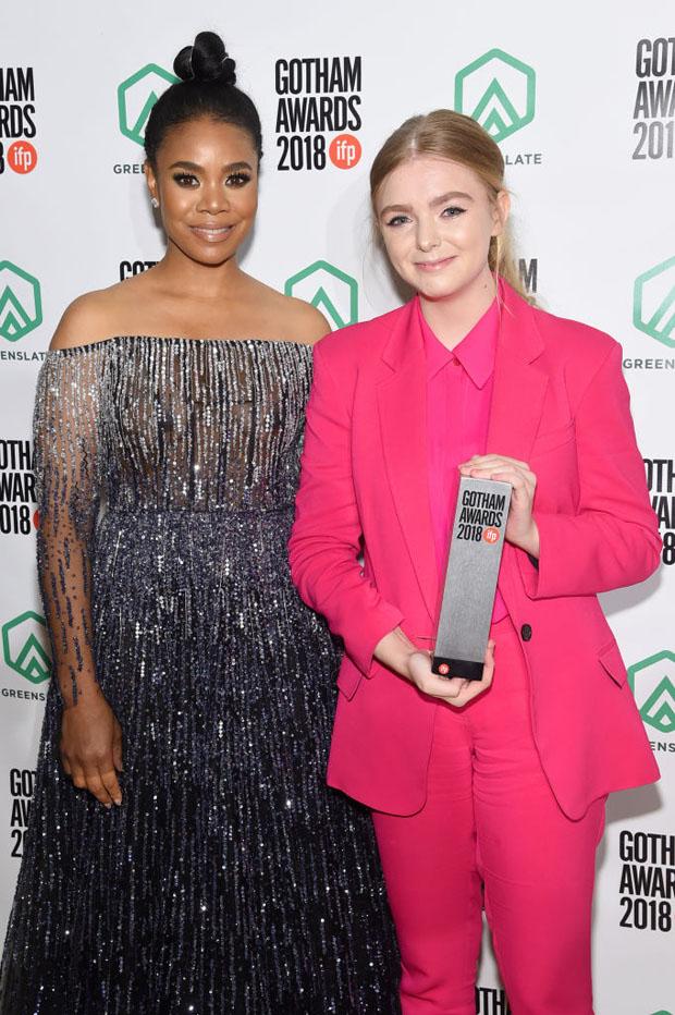 Regina Hall In Pamella Roland - 2018 Gotham Independent Film Awards