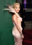 Rita Ora In Vintage Mugler Couture - 2018 Evening Standard Theatre Awards