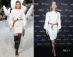 Rosamund Pike In Louis Vuitton - Hamilton Behind The Camera Awards