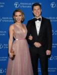 Scarlett Johansson In J. Mendel - American Museum Of Natural History 2018 Gala