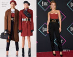 Scarlett Johansson In Versace - People's Choice Awards 2018