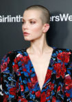 Sylvia Hoeks In Saint Laurent - 'The Girl In The Spider's Web' New York ScreeningSylvia Hoeks In Saint Laurent - 'The Girl In The Spider's Web' New York Screening