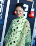 Tessa Thompson In Prada - 'Creed II' New York Premiere