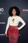 Tracee Ellis Ross In Chloe - Black-ish 100th Episode Celebration