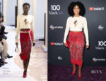 Tracee Ellis Ross In Chloe - Black-ish 100th Episode Celebration