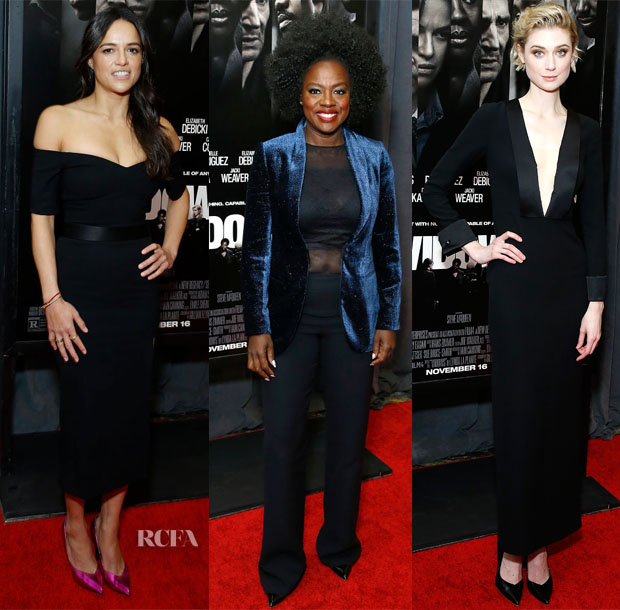 'Widows' New York Special Screening & BUILD Series