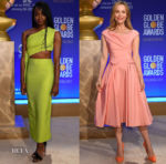 Fashion Blogger Catherine Kallon feature the 76th Annual Golden Globe Nominations Announcement