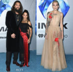 Fashion Blogger Catherine Kallon feature 'Aquaman' LA Premiere