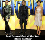 Best Dressed Cast of the Year – 'Black Panther'