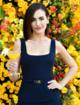 Fashion Blogger Catherine Kallon feature Camilla Belle In Ralph Lauren - The Beverly Hilton Unveils Menu For The 2019 Golden Globe Awards