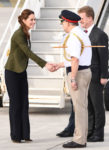 Fashion Blogger Catherine Kallon feature the Catherine, Duchess of Cambridge In Smythe - Cyprus Visit