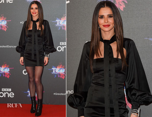 Cheryl Cole In Attico - BBC's 'The Greatest Dancer'