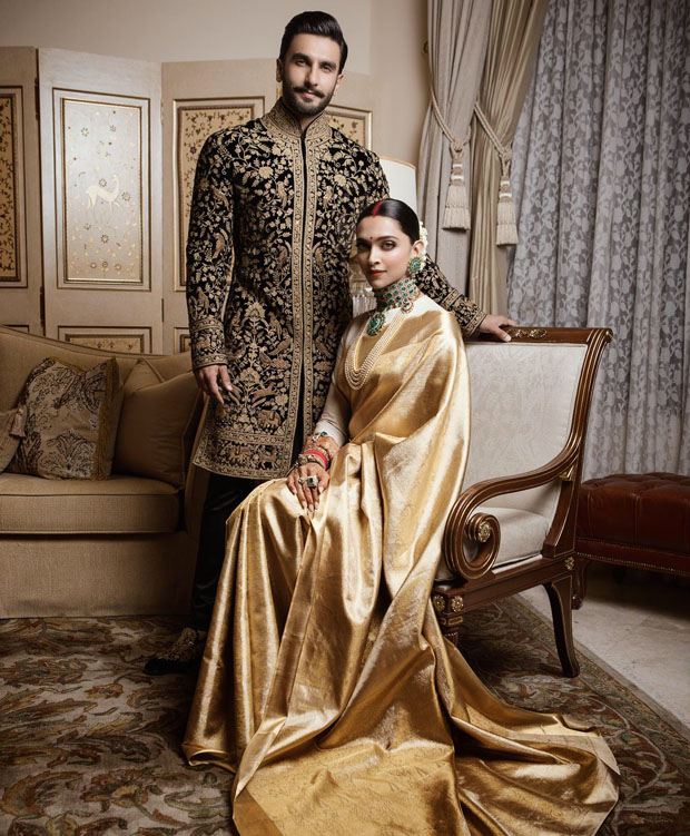 Fashion Blogger Catherine Kallon feature the Deepika Padukone Weds Ranveer Singh