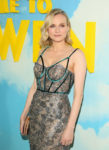 Fashion Blogger Catherine Kallon features Diane Kruger In Ralph & Russo Couture - 'Welcome To Marwen' LA Premiere