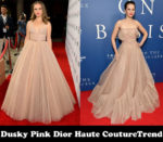 Dusky Pink Dior Trend