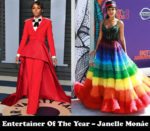 Entertainer Of The Year – Janelle Monáe