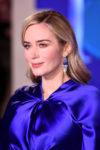 Fashion Blogger Catherine Kallon feature Emily Blunt In Schiaparelli Haute Couture - 'Mary Poppins Returns' London Premiere