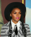 Fashion Blogger Catherine Kallon feature Janelle Monae In Wolk Morais - 'Welcome To Marwen' LA Premiere