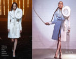 Fashion blogger Catherine Kallon features Jennifer Lopez in Viktor & Rolf Haute Couture - TeBote2