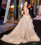 Fashion Blogger Catherine Kallon features Jessica Kahawaty In Georges Hobeika Couture - Ball Of Arabia