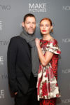 Fashion Blogger Catherine Kallon feature Kate Bosworth In Calvin Klein - 'Nona' New York Premiere