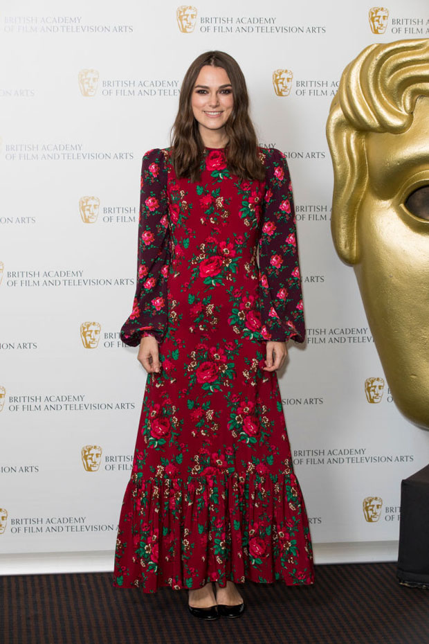 Fashion Blogger Catherine Kallon Features Keira Knightley In The Vampire's Wife - A Life In Pictures