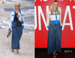 Fashion Blogger Catherine Kallon feature the Margot Robbie In Chanel - 'Mary Queen Of Scots' New York Promotion Tour
