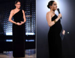 Fashion Blogger Catherine Kallon feature Meghan, Duchess of Sussex In Givenchy - The Fashion Awards 2018
