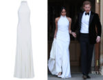 Meghan, Duchess of Sussex's Stella McCartney Magnolia Gown