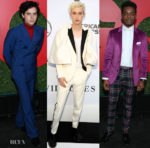 Menswear End Of The Week Red Carpet Roundup