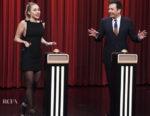 Fashion Blogger Catherine Kallon features Miley Cyrus In Miu Miu - The Tonight Show Starring Jimmy Fallon