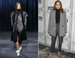 Fashion Blogger Catherine Kallon features Natalie Portman's Three Givenchy Looks In One Day for 'Vox Lux'