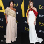 Fashion Blogger Catherine Kallon feature the Netflix 'Roma' Premiere