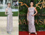 Fashion Blogger Catherine Kallon feature Penelope Cruz In Chanel Haute Couture - The Fashion Awards 2018