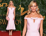 Fashion Blogger Catherine Kallon feature Poppy Delevingne In Prada - The Fashion Awards 2018
