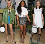 Fashion Blogger Catherine Kallon feature the Prada Mode at Miami Art Basel