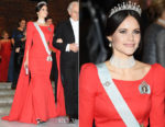 Princess Sofia of Sweden In Zetterberg Couture - 2018 Nobel Prize Banquet