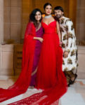 Fashion blogger Catherine Kallon features Priyanka Chopra In Christian Dior Haute Couture & Sabyasachi - Hindu Wedding Reception