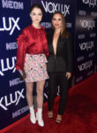 Fashion Blogger Catherine Kallon feature the Raffey Cassidy In Louis Vuitton - 'Vox Lux' LA Premiere