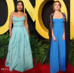 Fashion Blogger Catherine Kallon Features 'Roma' Mexico City Premiere