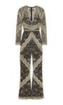 Angela Bassett's Naeem Khan Crystal-Embellished Jumpsuit