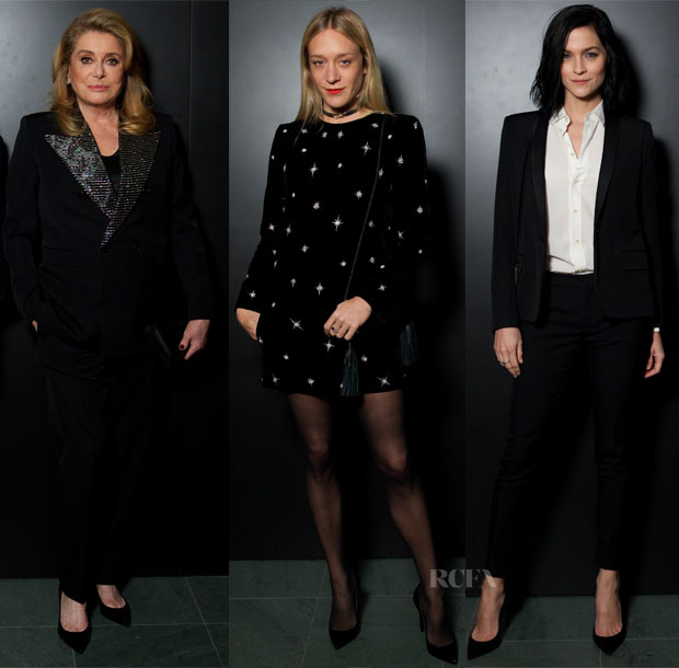 Fashion Blogger Fashion Critic features Saint Laurent Presents 'Belle de Jour'Saint Laurent Presents 'Belle de Jour'