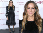 Fashion Blogger Catherine Kallon feature Sarah Jessica Parker In The Vampire's Wife - 39th Annual Muse Awards