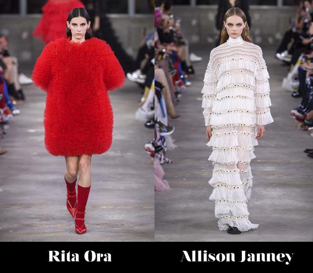 Fashion Blogger Catherine Kallon feature the Valentino Pre-Fall 2019