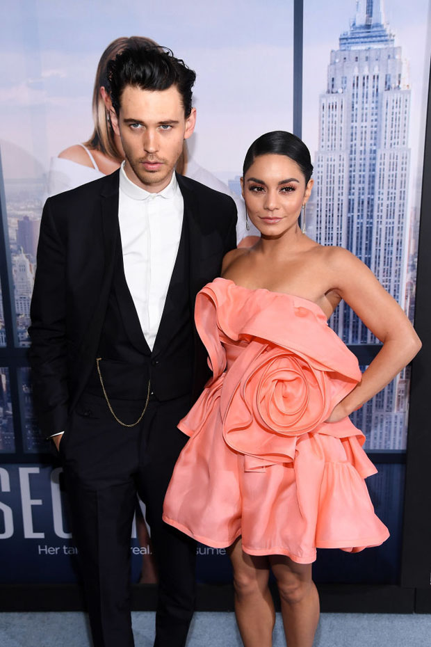 Fashion Blogger Catherine Kallon feature Vanessa Hudgens In Marc Jacobs - 'Second Act' New York Premiere