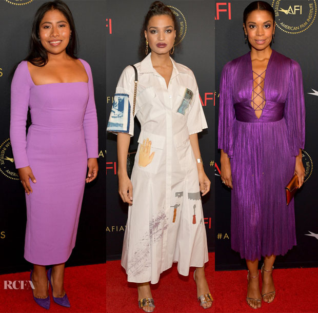 Fashion Blogger Catherine Kallon Features 2019 AFI Awards Red Carpet Roundup