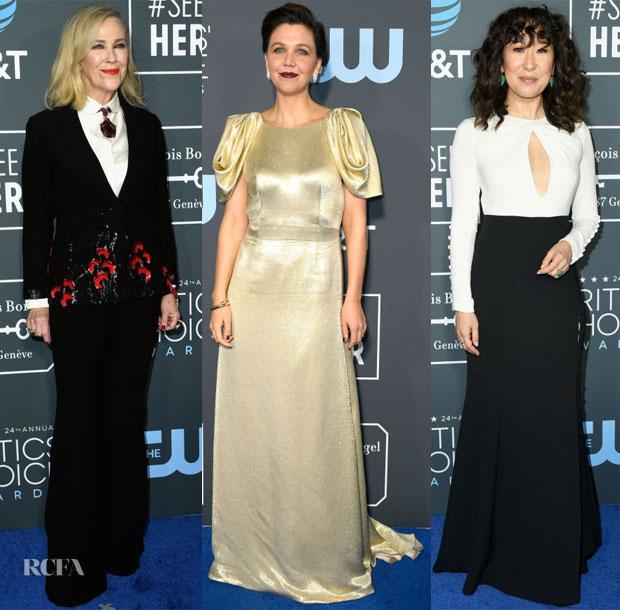 2019 Critics' Choice Awards Red Carpet Roundup