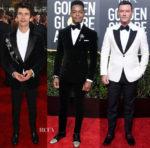 2019 Golden Globe Awards Menswear Roundup2