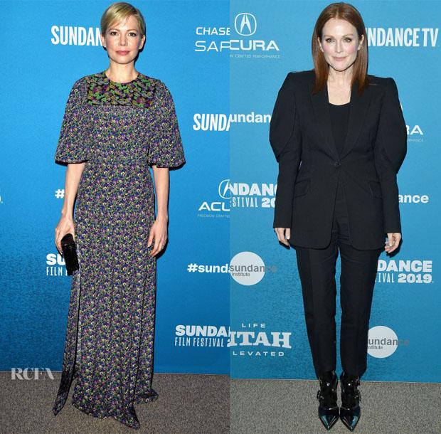 Fashion Blogger Catherine Kallon features 'After the Wedding' Sundance Film Festival Premiere