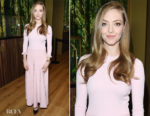 Fashion Blogger Catherine Kallon features Amanda Seyfried In Ulyana Sergeenko - IWC Schaffhausen at SIHH 2019